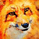 Fox Face by Leon Woods