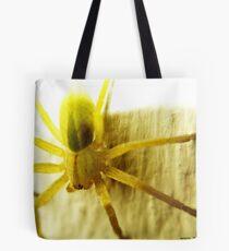 Macro Spider Tote Bag