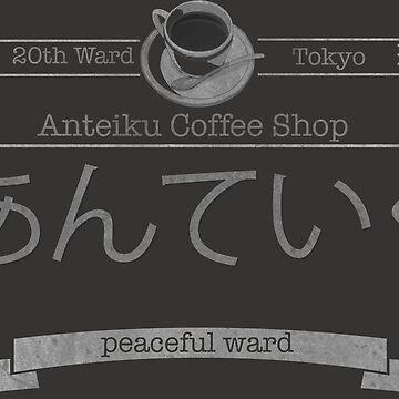 Anteiku Coffee Shop by ShintaroGr