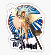 My Sweet Lil' Angel Sticker