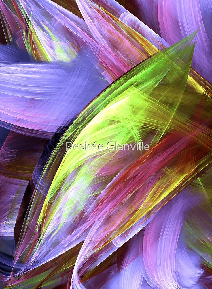 Healing Chrystal by Desirée Glanville
