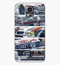WRC is for boys, Group B was for men Case/Skin for Samsung Galaxy