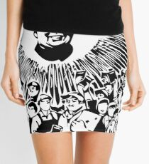 MAOISM  AND MAO ZEDONG Mini Skirt