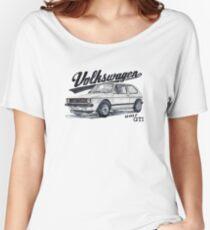 Volkswagen golf GTI Women's Relaxed Fit T-Shirt