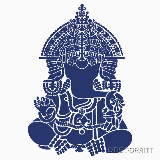 TShirtGifter presents: GANESHA