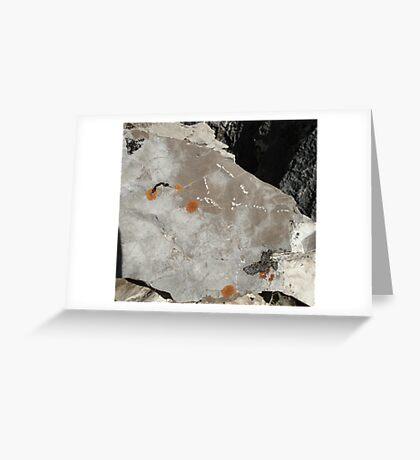 Across Time (Ako Taha Tohatu) Greeting Card