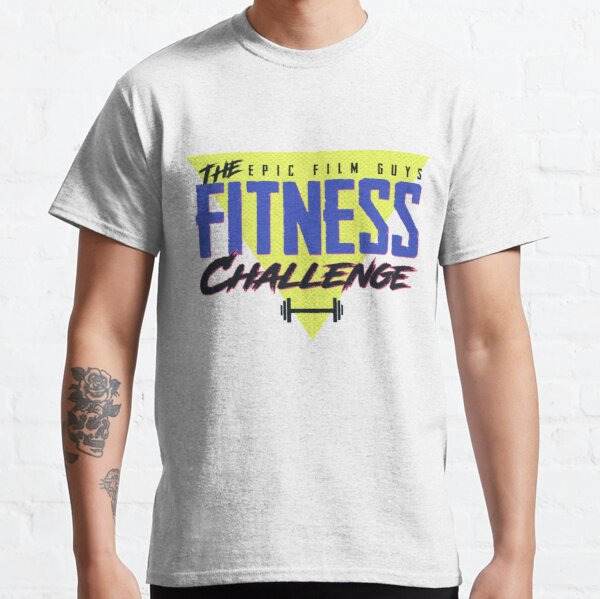 EFG Fitness Challenge Logo Classic T-Shirt