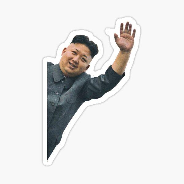 Kim Jong Un - drôle Sticker