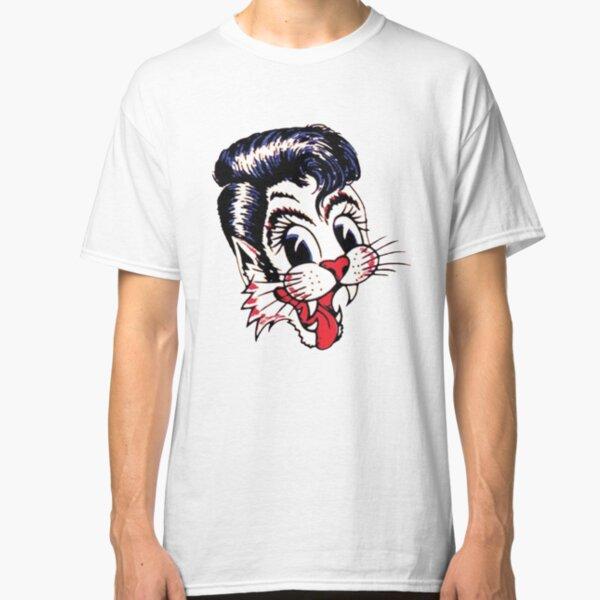 Rock - a - cat Classic T-Shirt