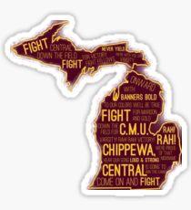 CMU Sticker