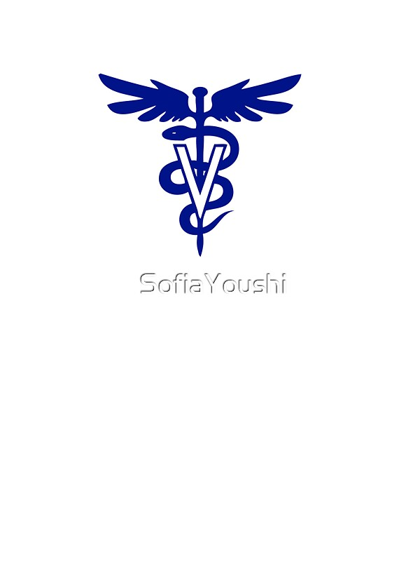 Quot Veterinary Logo 1 Quot Stickers By Sofiayoushi Redbubble