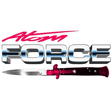 ATOM FORCE - SWITCHBLADE by adamforcedesign
