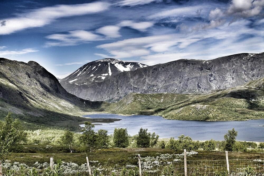 Valdres by Joar Buvarp
