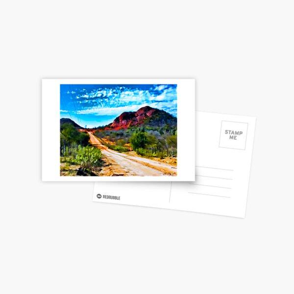 Desertscape #3 Postcard