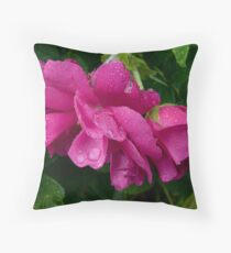 Rain11 Throw Pillow