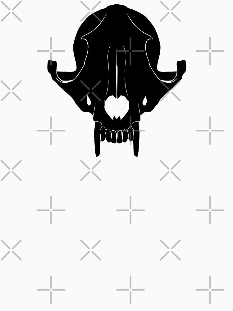 Fox Skull by DeguArts