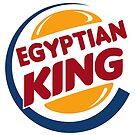 «Rey egipcio - Mo Salah - LFC / Liverpool FC / Egipto» de Conor Crosbie