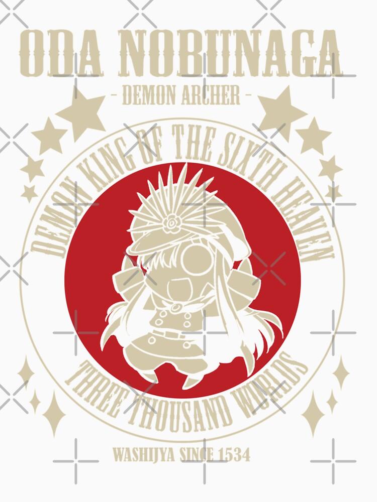 Oda Nobunaga - Dämon Archer von xEMIYA
