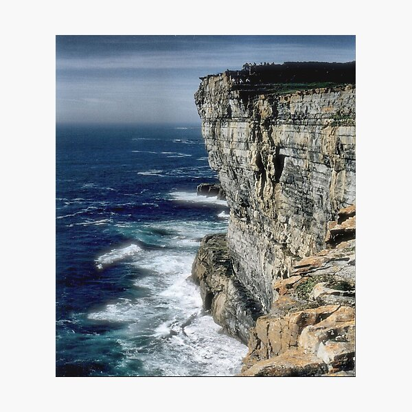 The Cliffs of Inishmore Photographic Print