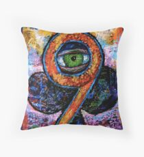 Number 9, Number 9, Number 9 .................. Throw Pillow