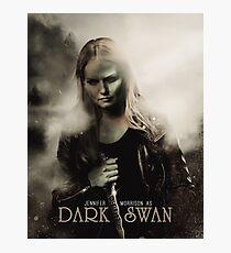 Movie Poster Style - Emma / Jennifer Photographic Print