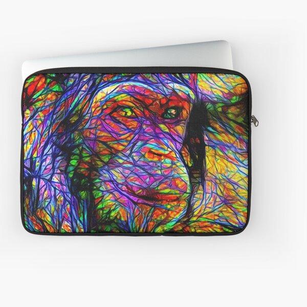 Funky Monkey Laptop Sleeve