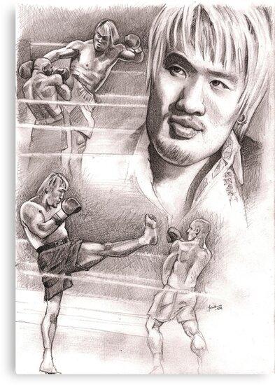 hong man choi by Alleycatsgarden