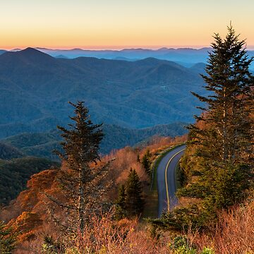 Blue Ridge Morning de claytownsend