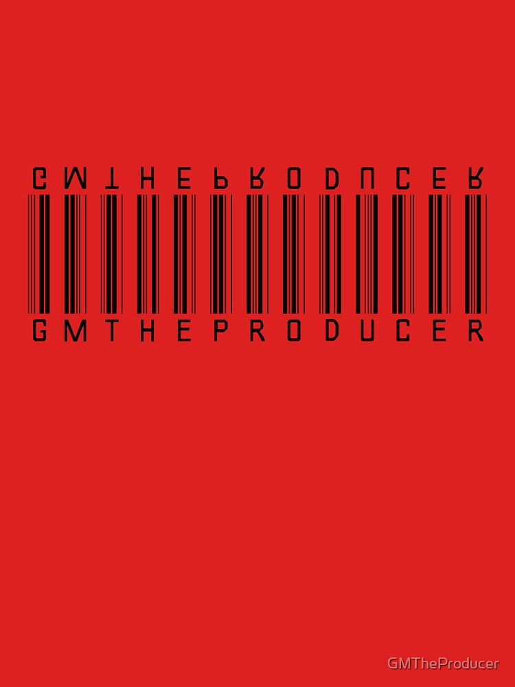 GM Barcode by GMTheProducer