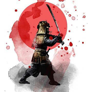 Japanese Samurai by RYUKEN
