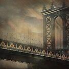 Brooklyn Bridge by linaji