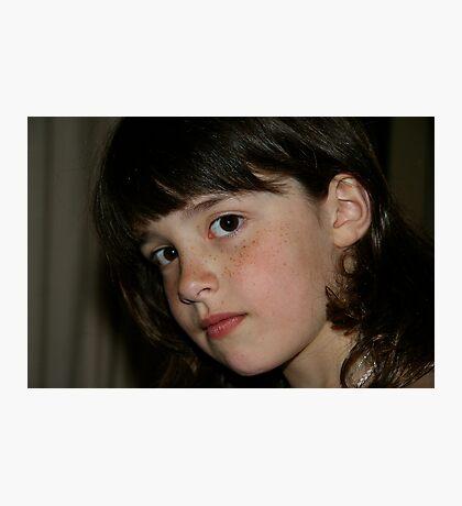 Maxine portrait Photographic Print