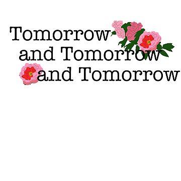 Tomorrow Shakespeare by jnrjoelle