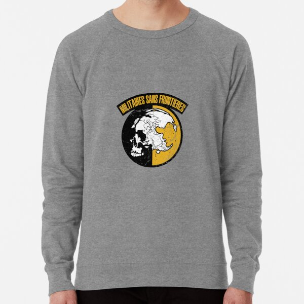 MGS - MSF Logo Lightweight Sweatshirt