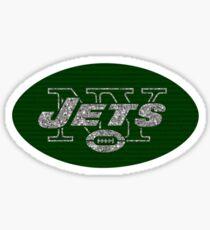 NYJ Sticker
