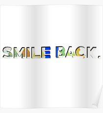Smile Back. Poster