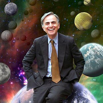 Gigante planetario Carl Sagan de hrubiks