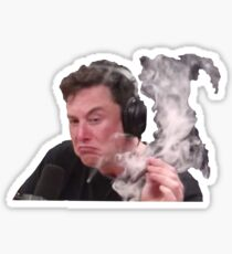 Dank Musk Sticker