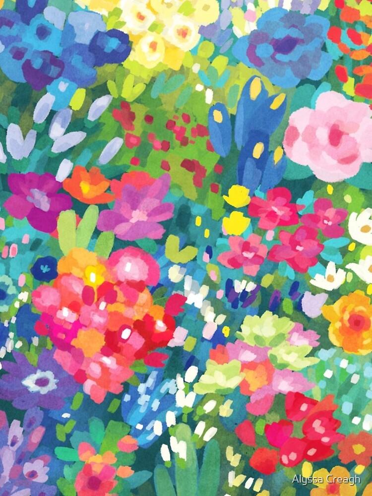 Blumen ... für den Frühling von alyssakorea