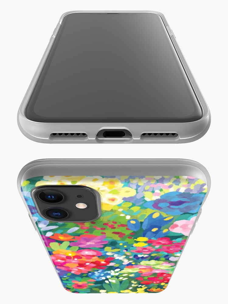 Alternate view of Florals...for Spring iPhone Case & Cover