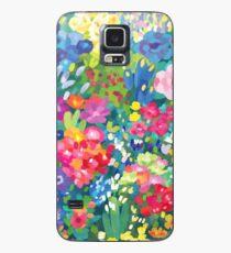 Funda/vinilo para Samsung Galaxy Florals...for Spring
