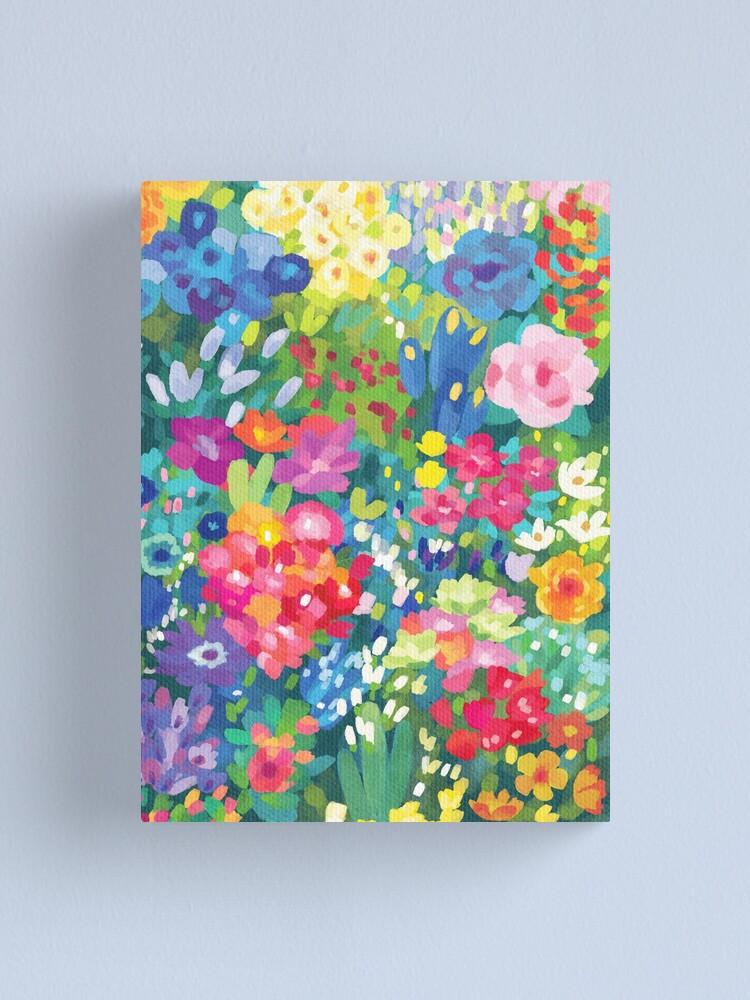 Alternate view of Florals...for Spring Canvas Print