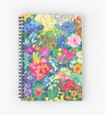 Florals...for Spring Spiral Notebook