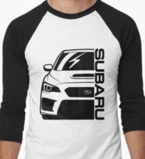 SUBARU WRX STI Baseballshirt für Männer