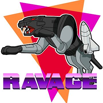 Ravage - Soundwave by Scum-N-Villany