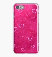 Clouds of Hearths  iPhone Case/Skin