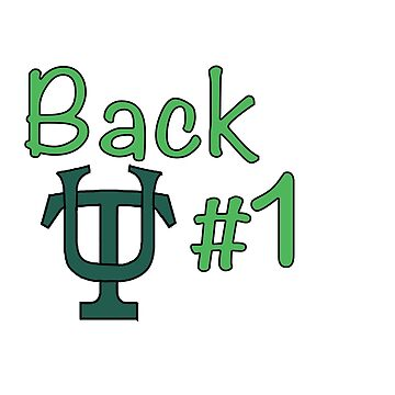 Tulane Back to #1 by jnrjoelle