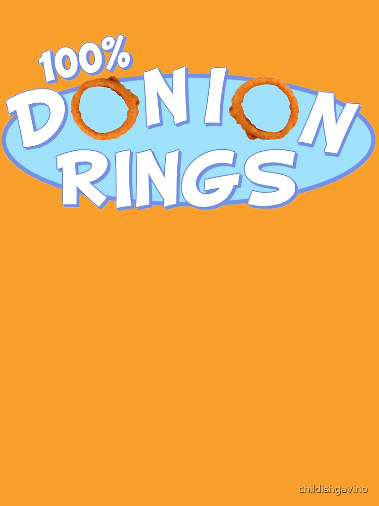 Donion Rings | Unisex T-Shirt