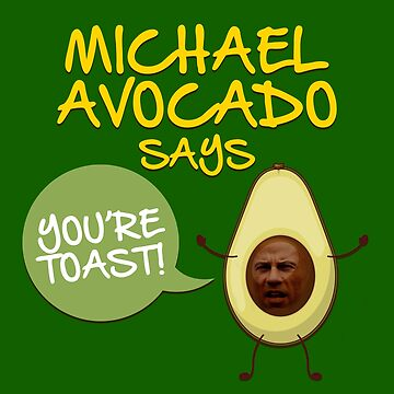 Michael Avocado by jlechuga