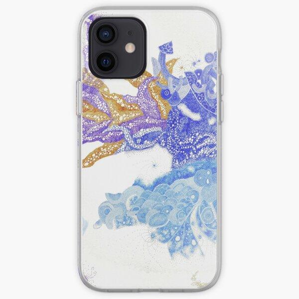 Carrickalinga Waves iPhone Soft Case